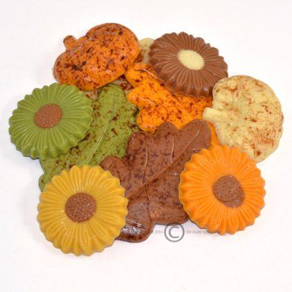 Herfst chocolade & Herfst bonbons
