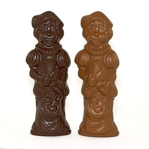 piet chocolade figuur