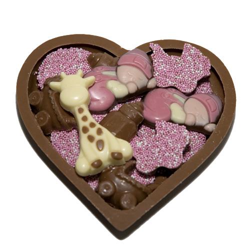 geboorte-hart-chocolade