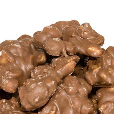 pindarotsjes melkchocolade