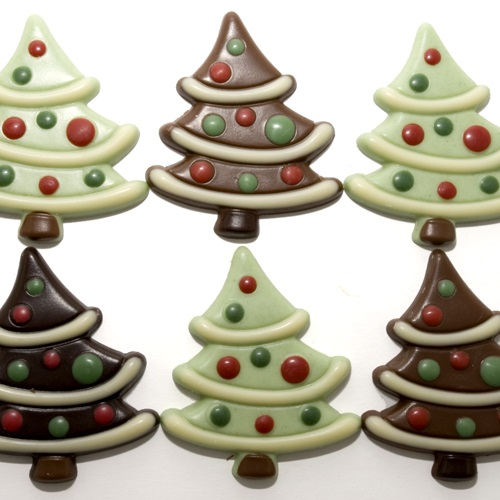 kerst-chocolade