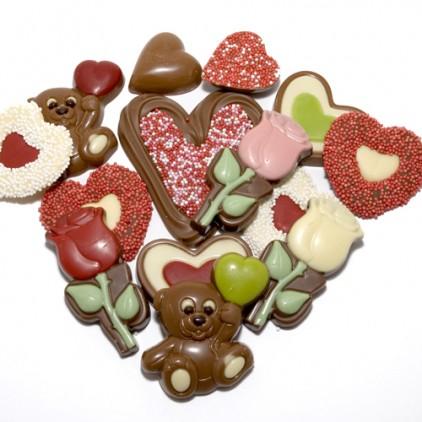 Valentijn Chocolade