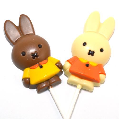 geboorte chocolade nijntje lolly