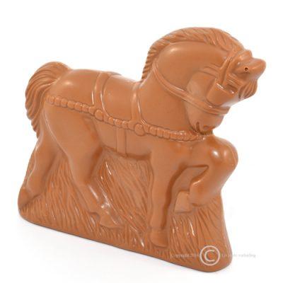 Chocolade dressuurpaard