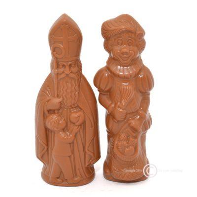piet sint chocolade figuren