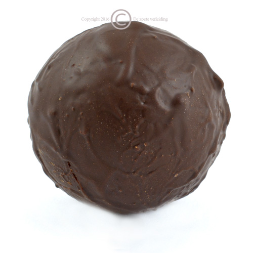 Chocolademelk bal koffie