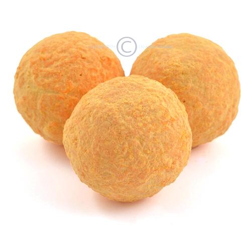chocolademelk bal sinaasappel