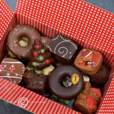 Kerst bonbons