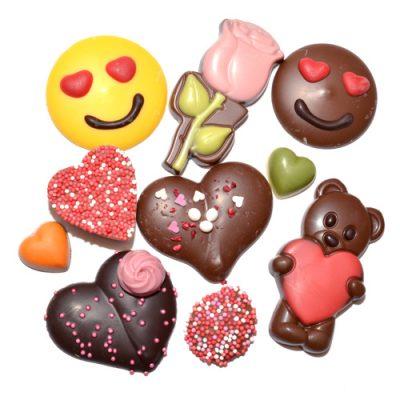 valentijnchocolade