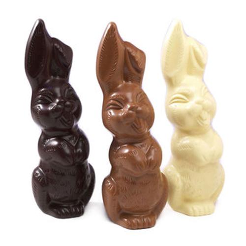 Chocolade lach paashaas