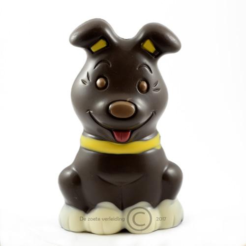Chocolade hond