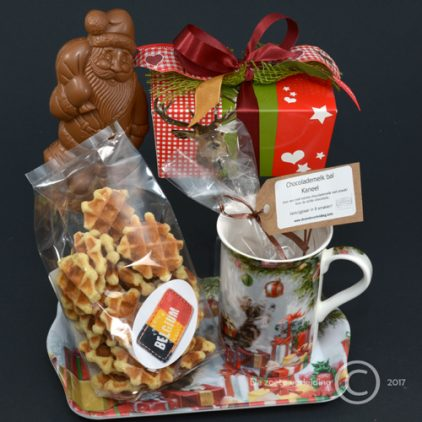 kerst chocolade geschenken