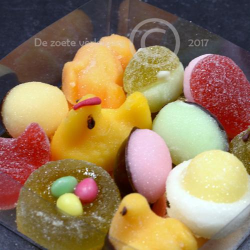 Paas fruit & Paas suikerwerk