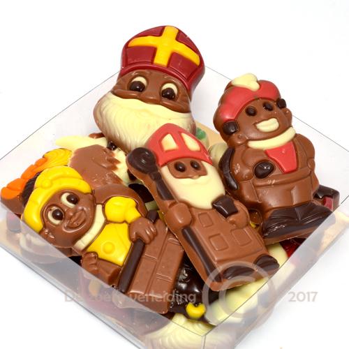 Sint chocolade assortiment