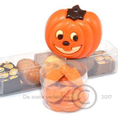 Halloween chocolade geschenk