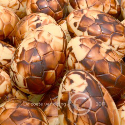 Schildereieren witte chocolade