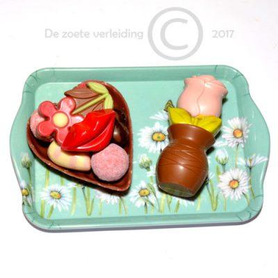 Moederdag chocolade geschenk